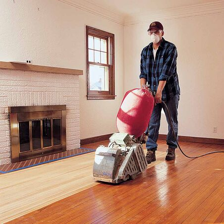 Gap filling & Finishing services provided by trained experts in Floor Sanding Finchley